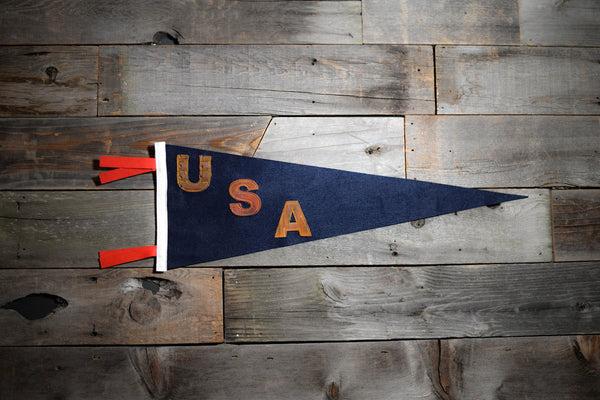 America's Pastime Pennant