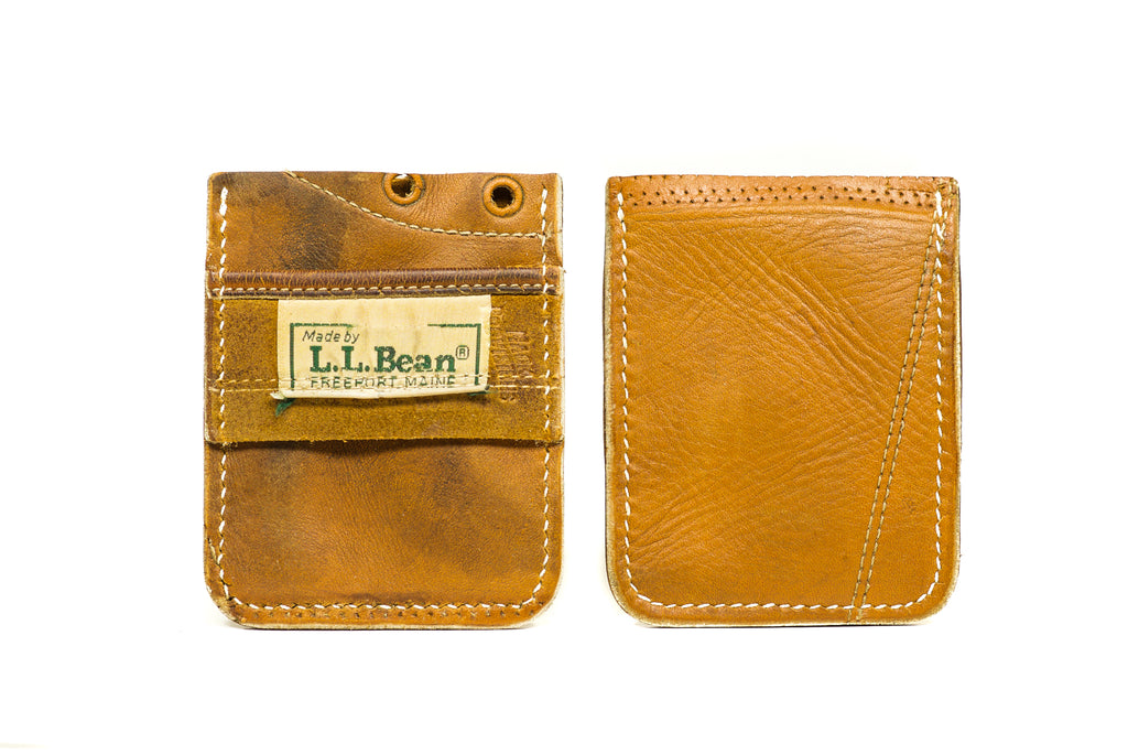 The Freeport, ME Card Holder