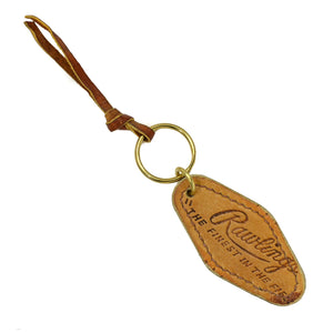 Vintage Baseball Glove Key Fob