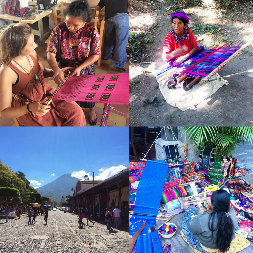 Help to Support Guatemalan Artisans