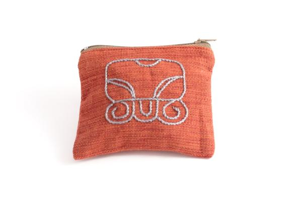 Handwoven Mayan Pouch - Eye Heart Curated