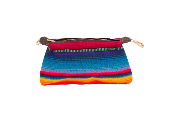 Mayan Surf Style Cosmetic Bag - Eye Heart Curated