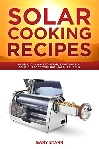 Free Ebook: Solar Cooking Recipes