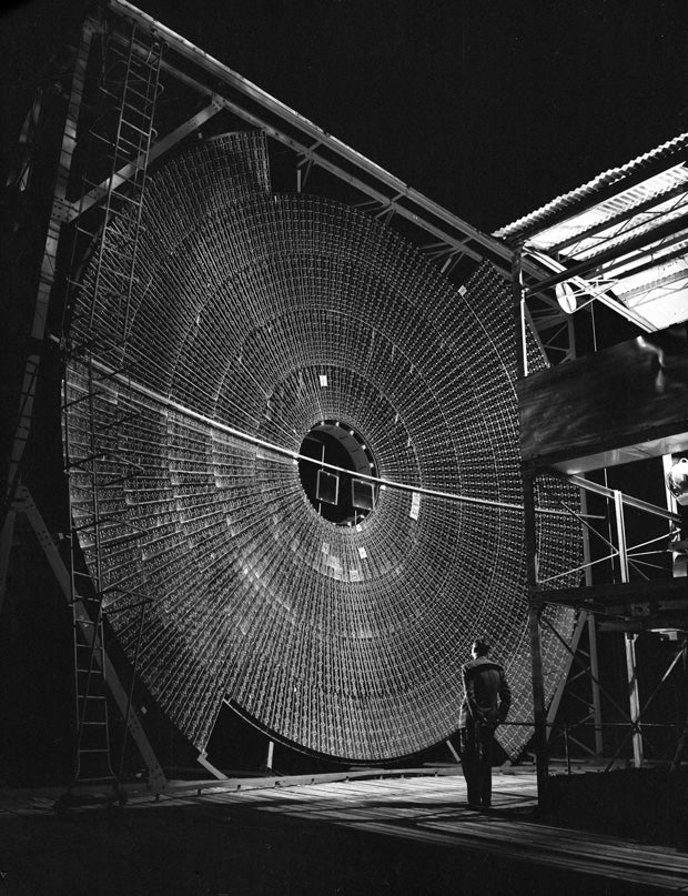 "The ""Godzilla of Solar Cookers,"" Built in 1949"