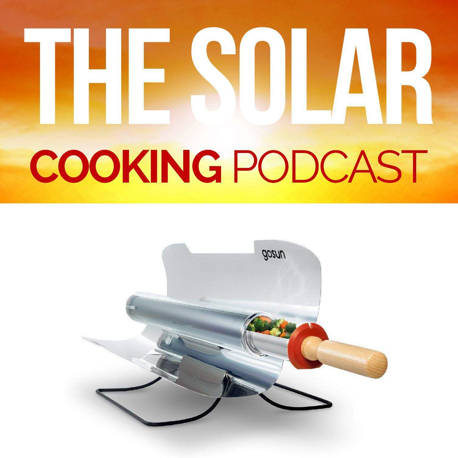 S1 Ep5: Going Camping with a Solar Cooker
