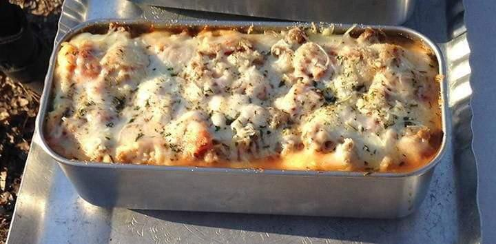 Recipes-Lasagne (GoSun Grill Recipe)-solar oven recipes