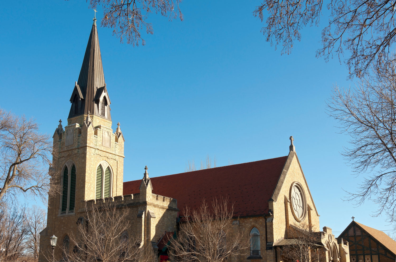 How One Church Went Zero-Carbon with Solar Appliances and Panels