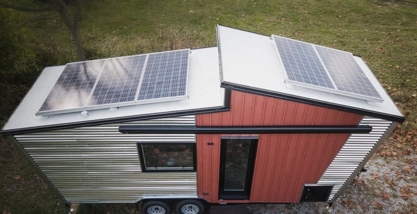 Living off-grid has never been easier.
