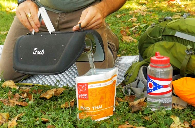 Portable Solar Water Kettle