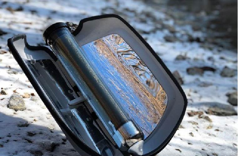 Solar Cookers for Winter