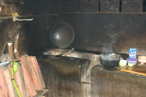 A Rocket technology based Stove in the jungles of Nicaragua – B. Trauth