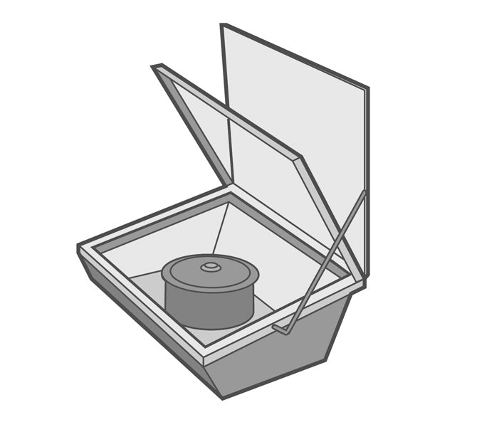Solar Box Cooker Oven Review