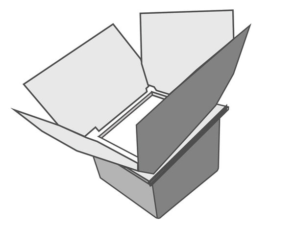 a box style solar oven