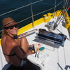 solar cooking on your boat with minimal cleanup gosun stove