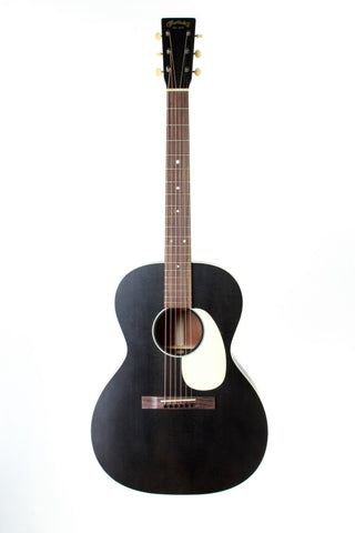 Martin 00L-17 Black Smoke Acoustic Guitar, with case