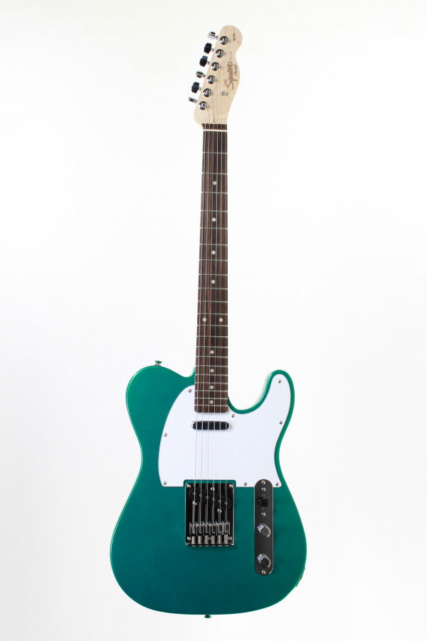 Squier Affinity Telecaster RW Race Green