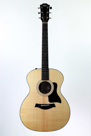 Taylor 114e Acoustic-electric Guitar, Walnut, with case.