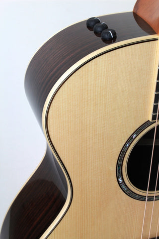 Taylor 814ce Deluxe Acoustic-electric Guitar, with case.
