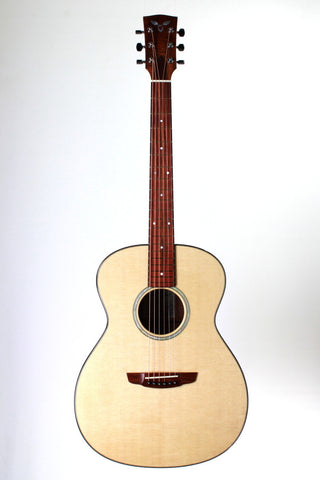 Goodall AKGC, Aloha Grand Concert,  Acoustic Guitar, with case.