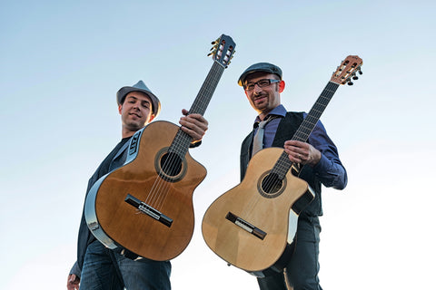 Bruskers Guitar Duo In Concert