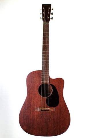Martin DC-15ME Acoustic-electric Guitar, with case