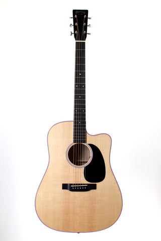 Martin DC-16E Acoustic-Electric Guitar with case.