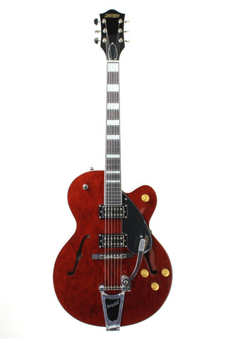 Gretsch G2420T Streamliner Hollowbody, Walnut Stain, Bigsby