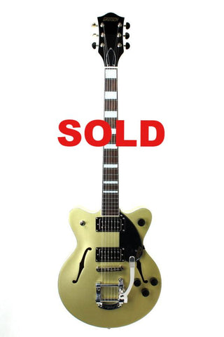 Gretsch G2655T Streamliner Center Block Jr., Gold Dust, Bigsby