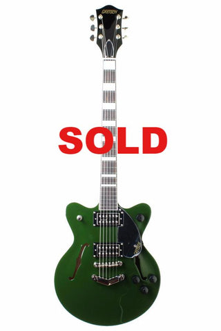 Gretsch G2655 Streamliner Center Block Jr, Torino Green