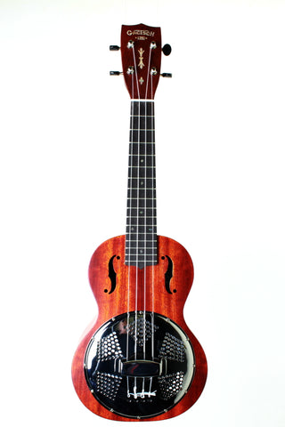 Gretsch G9112 Resonator Ukulele, with gig bag