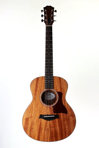 Taylor GS Mini Mahogany Guitar, with gig bag.
