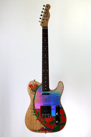 Fender Jimmy Page Telecaster with Dragon Artwork