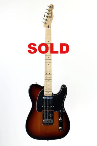 Fender Deluxe Nashville Telecaster, 2TS, with Case