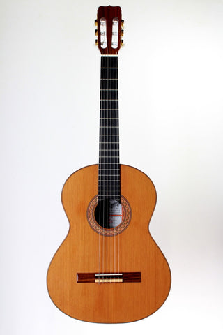 Jose Ramirez R1 Classical Guitar, with case.