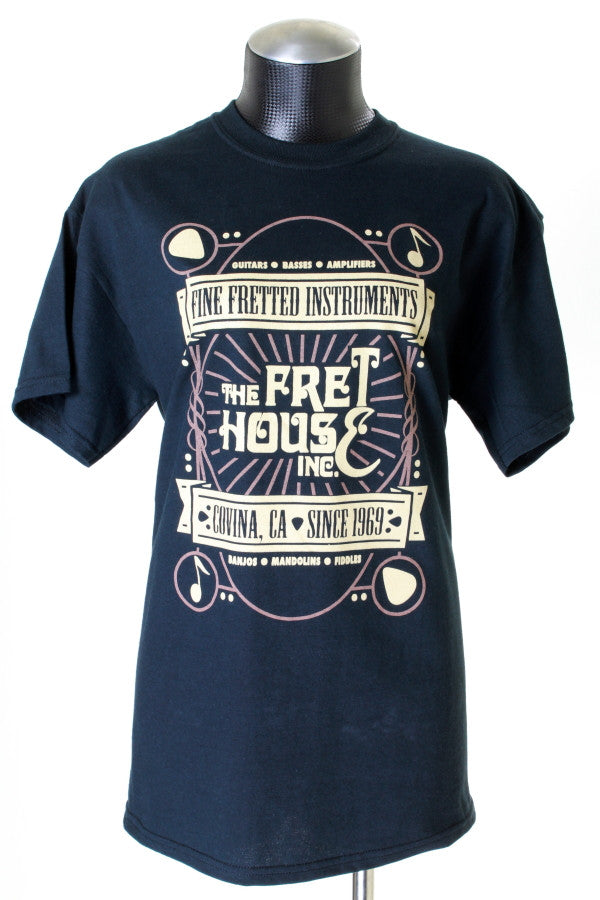 Fret House T-Shirt