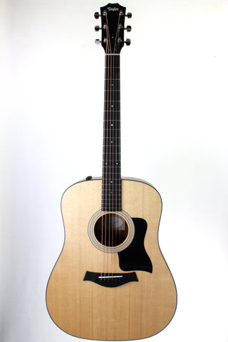 Taylor 110e Acoustic-electric Guitar, Walnut, with case.