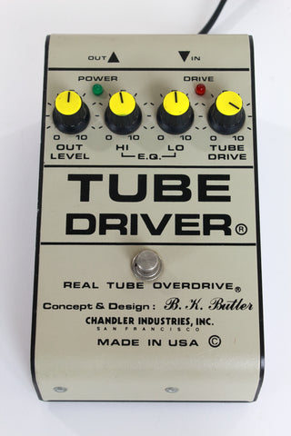Original 1987 Chandler/Butler Tube Driver