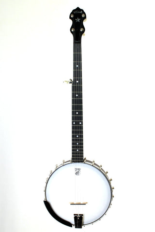 Deering Vega Little Wonder 5-String Banjo, with case.
