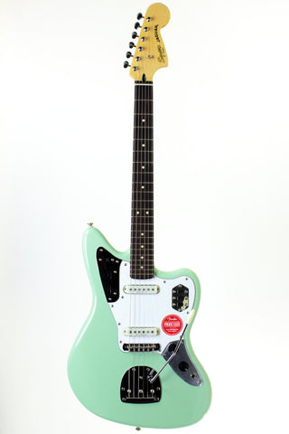 Fender Squier Vintage Modified Jaguar, Surf Green.