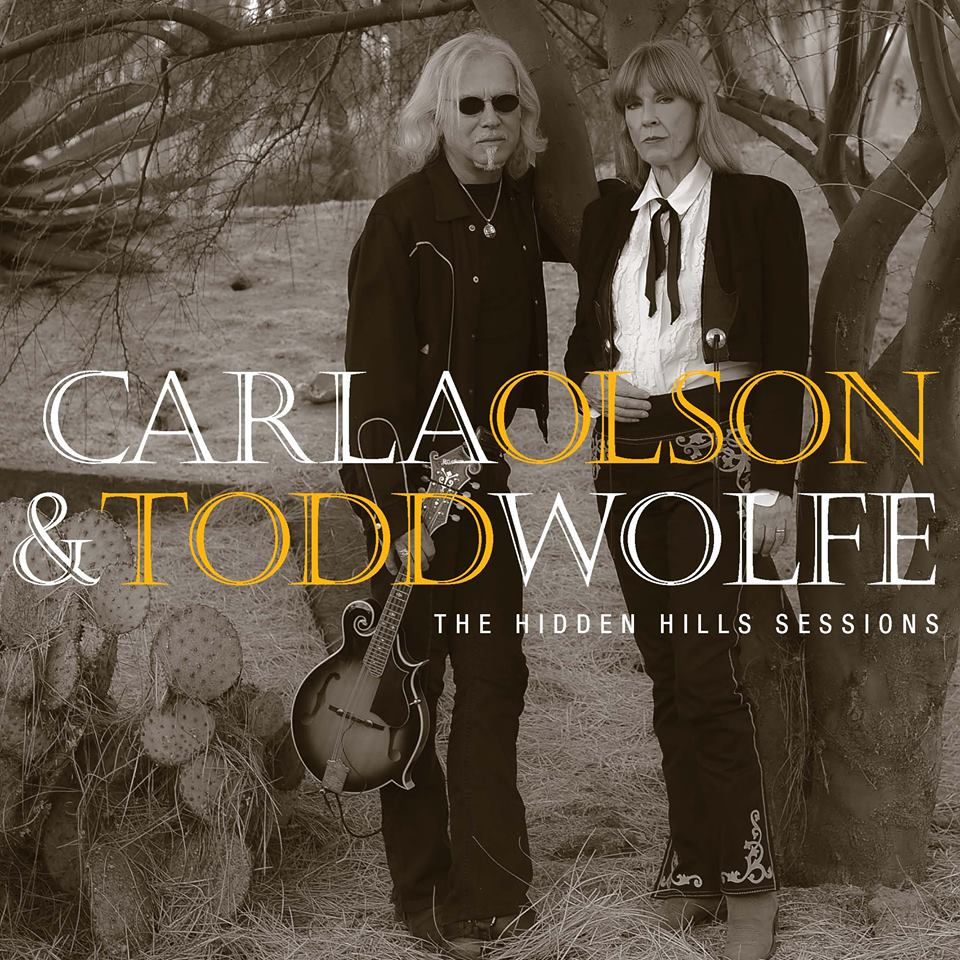 Carla Olson & Todd Wolfe in Concert, April 20, 2019