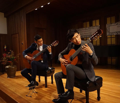 Park Brothers in Concert,  Feb 23, 8:00 pm
