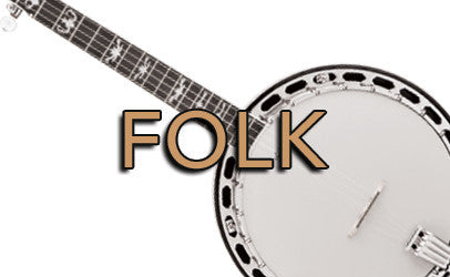 Folk Instruments from the Fret House in Covina