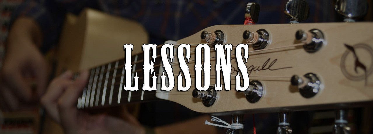 Guitar, Bass, and other lessons from our qualified teachers at the Fret House