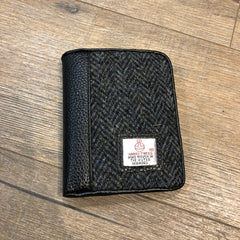 Harris Tweed Compact Wallet