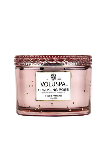 Sparkling Rose Maison Candle