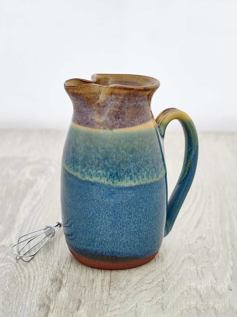 Blamire Large Jug with Whisk