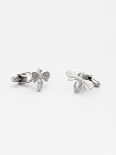 Lancaster and Gibbings Bee Cufflinks