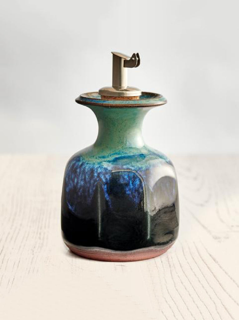 Blamire Small Olive Oil Decanter