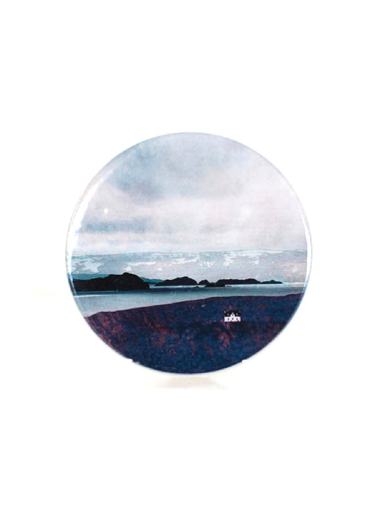 Ceramic Coaster, The Summer Isles from Achiltibuie