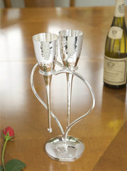 Culinary Concepts Lovers Champagne Flute
